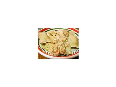 Photo Small Ravioli Food