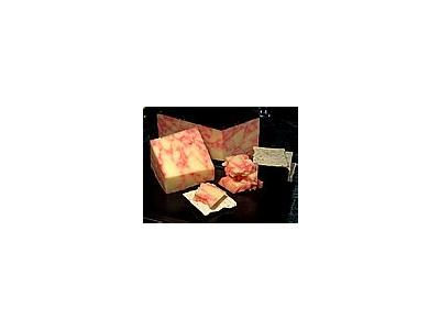 Photo Small Red Windsor Cheese Food