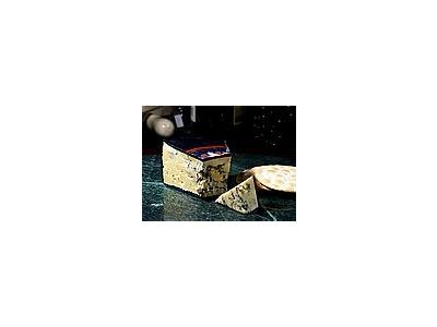 Photo Small Roaring Forties Blue Cheese Food