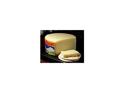 Photo Small Smoked Austrian Cheese Food