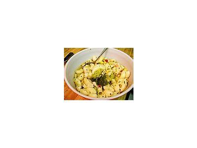 Photo Small Soup Food
