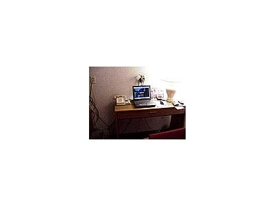 Photo Small Hotel Room Interior
