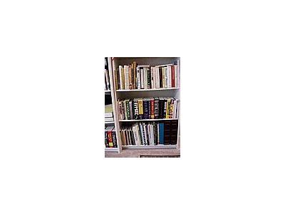 Photo Small Bookshelf 2 Interior