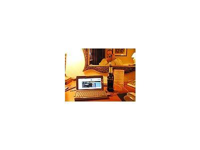 Photo Small Laptop Interior