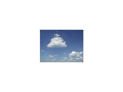 Photo Small Clouds 29 Landscape