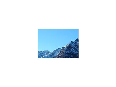 Photo Small Alp Mountains 2 Landscape