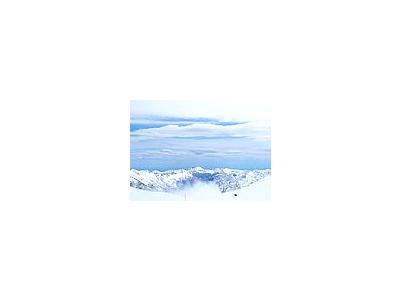 Photo Small Alp Mountains 3 Landscape