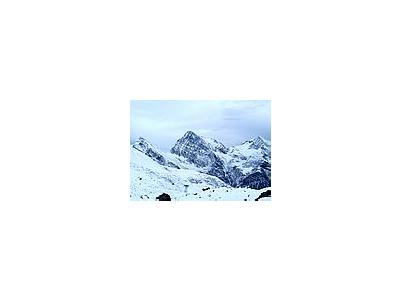 Photo Small Alp Mountains 4 Landscape
