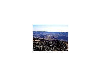 Photo Small Volcanic Landscape 2 Landscape