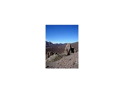 Photo Small Volcanic Scenery Landscape
