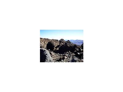 Photo Small Volcanic Stones 2 Landscape