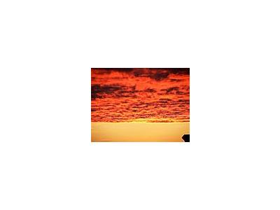 Photo Small Red Clouds 3 Landscape