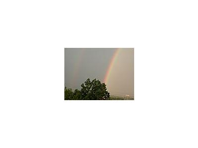 Photo Small Rainbow 2 Landscape