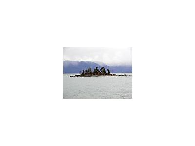 Photo Small Island Landscape