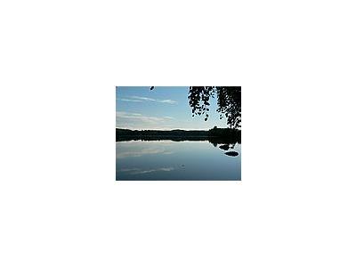 Photo Small Mirror Lake 2 Landscape