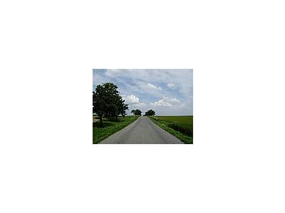 Photo Small Road 1 Landscape