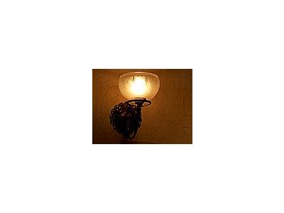 Photo Small Wall Lamp Light Object