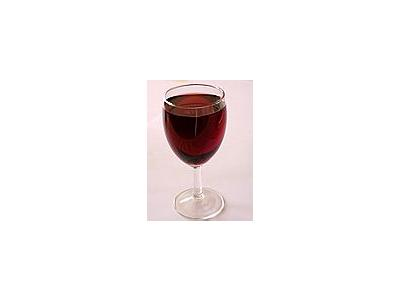 Photo Small Glass Wine 10 Object