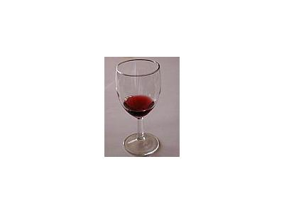Photo Small Glass Wine 2 Object