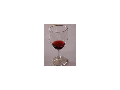 Photo Small Glass Wine 4 Object