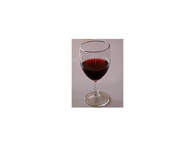Photo Small Glass Wine 6 Object