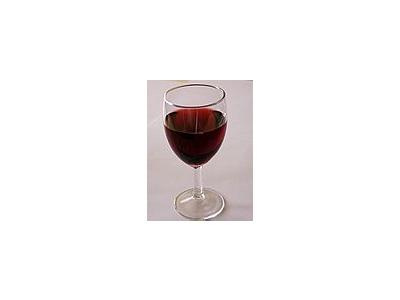 Photo Small Glass Wine 8 Object
