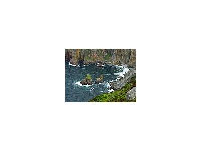 Photo Small Island Ocean