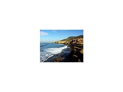 Photo Small Point Loma 3 Ocean