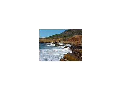Photo Small Point Loma 5 Ocean