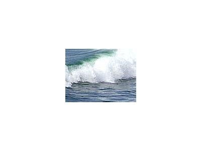 Photo Small Wave 5 Ocean