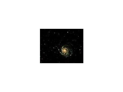 Photo Small Galaxy Space