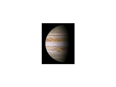 Photo Small Jupiter Space