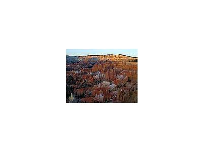 Photo Small Bryce Canyon Sunrise Travel