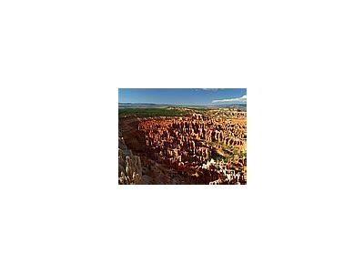 Photo Small Inspiration Point At Bryce Canyon Travel