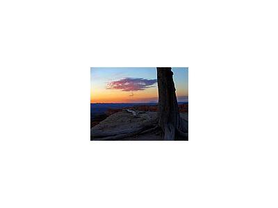 Photo Small Sunrise From Bryce Rim Travel
