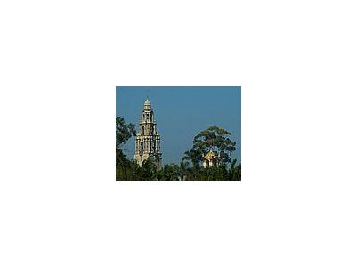 Photo Small Balboa Park Towers Travel