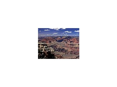 Photo Small Grand Canyon Rim Travel