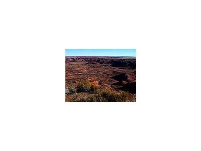 Photo Small Painted Desert Travel