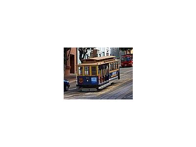 Photo Small Cable Cars Travel