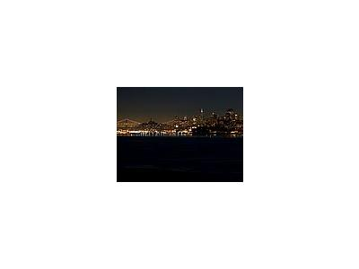 Photo Small San Francisco Skyline 2 Travel