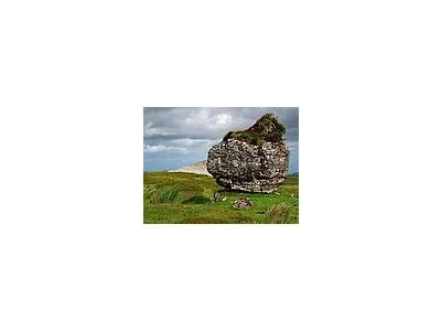 Photo Small Rocking Stone Travel