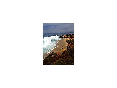 Photo Small La Jolla Cliffs Travel