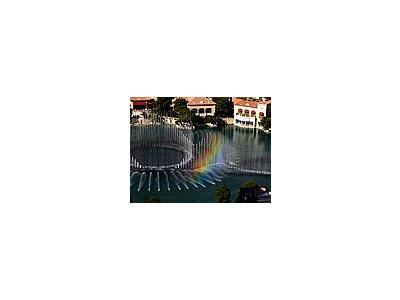 Photo Small Bellagion Fountains 4 Travel