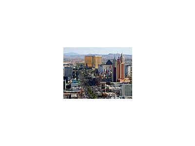 Photo Small Las Vegas Strip Travel