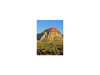 Photo Small Red Rocks Travel