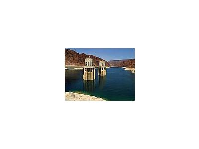 Photo Small Hoover Dam Travel