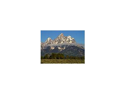 Photo Small Grand Teton National Park Travel