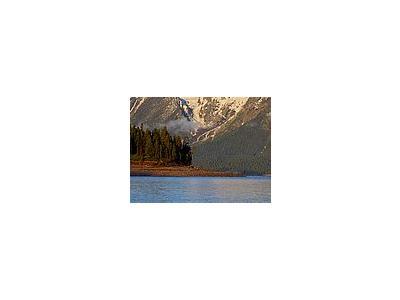 Photo Small Tetons Sunrise 2 Travel