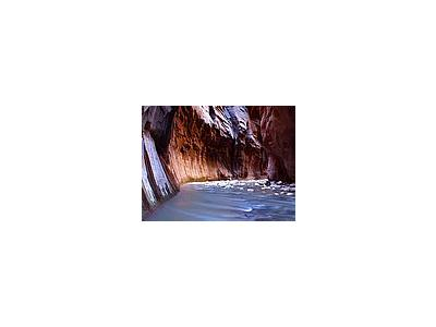 Photo Small Zion Narrows 10 Travel