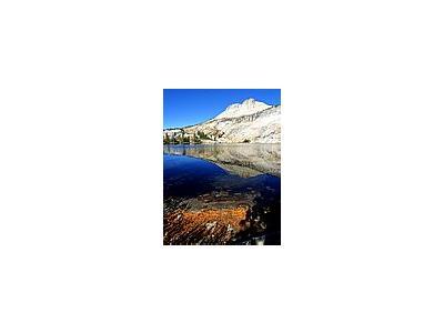 Photo Small May Lake In Yosemite 2 Travel